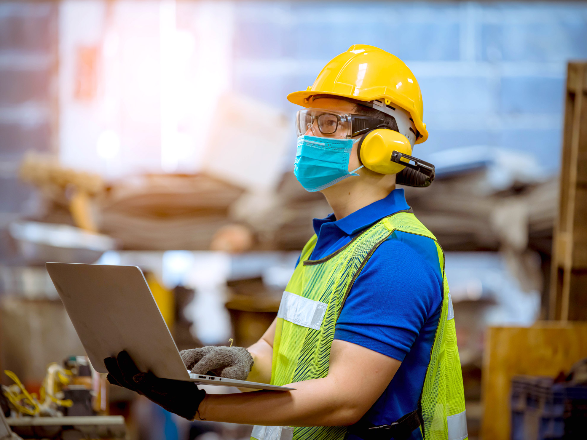 La regolare manutenzione degli asset salvaguarda la sicurezza dei lavoratori e riduce i costi