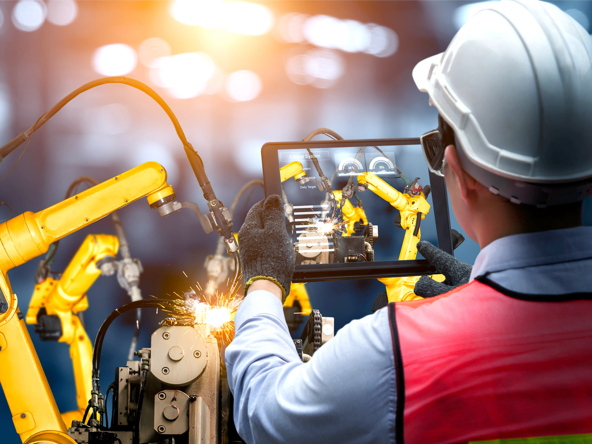 I vantaggi del software MES di produzione per la Manifattura.