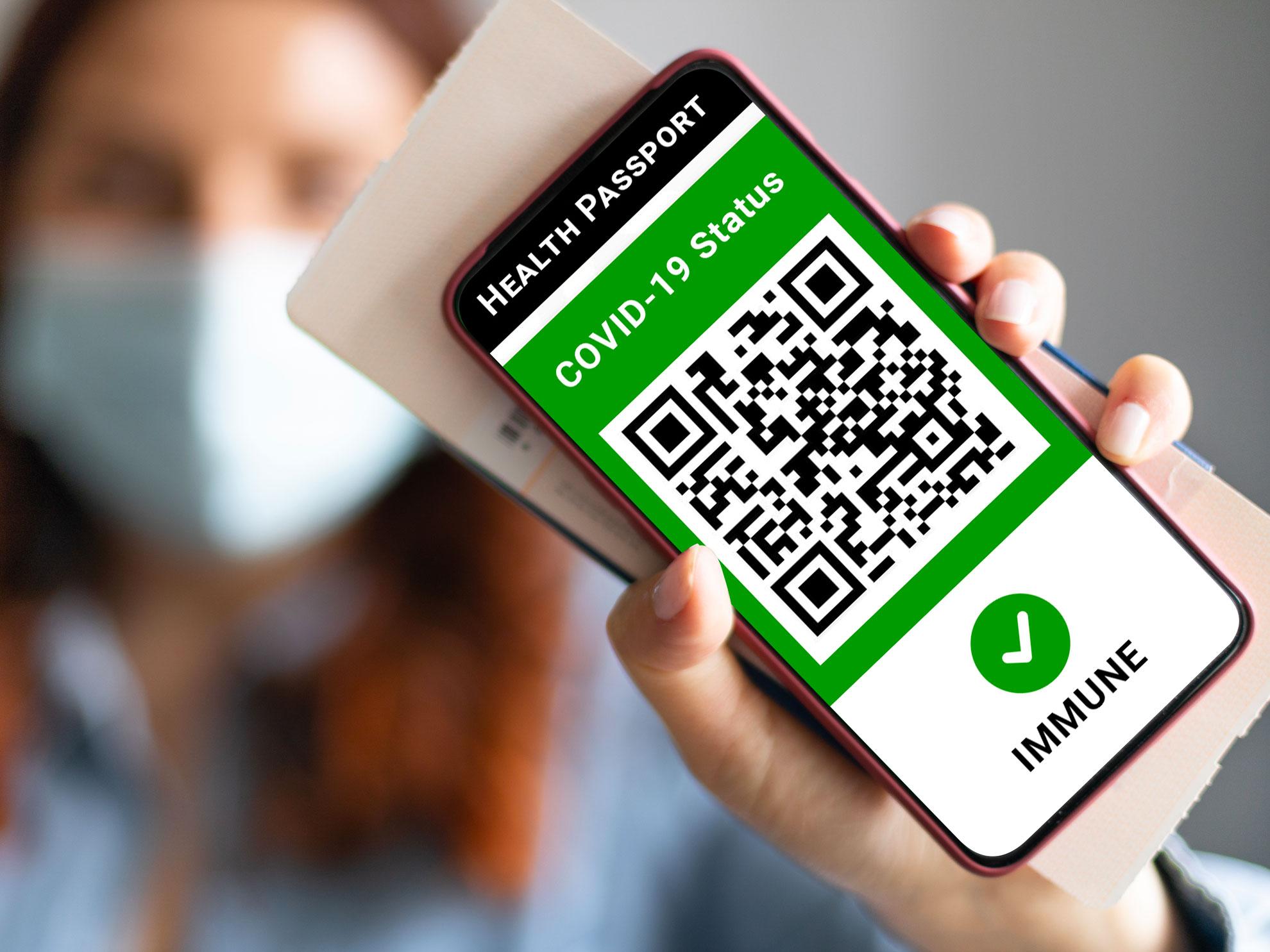 Green pass e obblighi privacy.